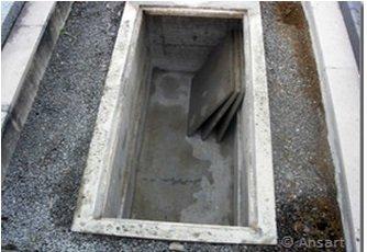 caveau funeraire