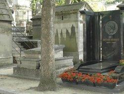 Cimetière Montmartre à Paris