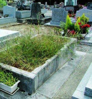 disparition pierre tombale