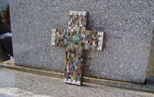 Croix mosaïque