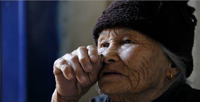 suicide en chine des seniors