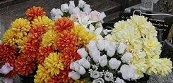 Solutions pour faire livrer des fleurs à la Toussaint