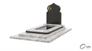 tombe musulmane etoile
